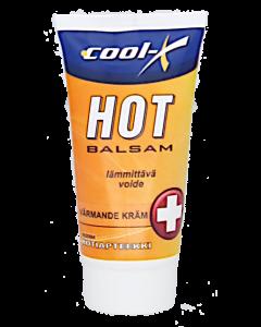 Cool-X Hot Balsam lämpövoide 75 ml