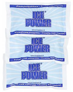 Ice Power pikakylmäpussi 3-pack