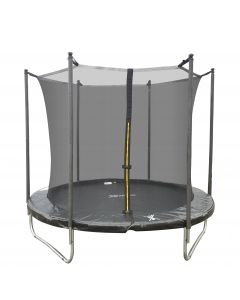 Xtreme trampoliini + suojaverkko 2,4 m