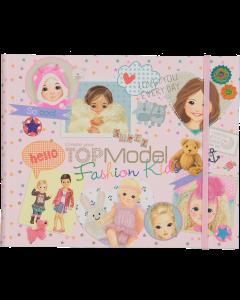 Top Model Lastenmuoti suunnittelukirja