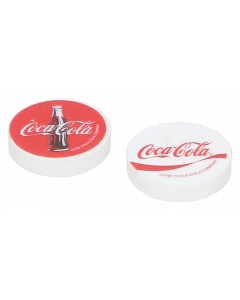 Coca-cola pyyhekumi 2kpl/pkt