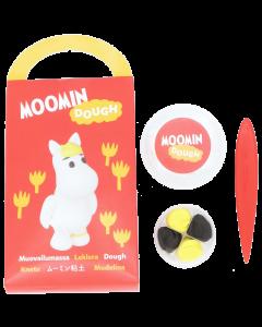 Moomin Dough muovailumassa Niiskuneiti