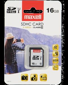 Maxell SD HC 16GB CLASS 10