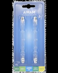 Lineaarikupuinen halogeenilamppu J118 200 W R7s