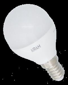 Pienkupuinen led-lamppu 7 W E14