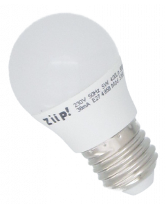 Ziip! Led mainoslamppu 5w E27