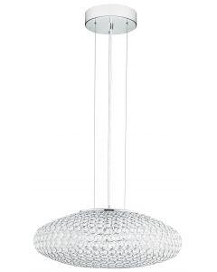 Clemente kristallikattovalaisin 54 cm