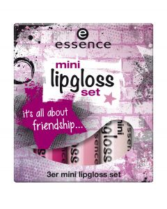Essence mini lipgloss set 08