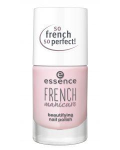 Essence french manicure beautifying nail polish 01