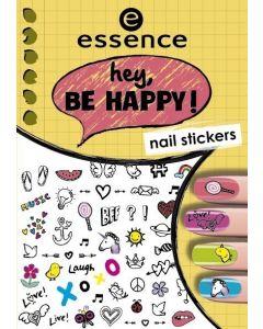 Essence hey, be happy! Nail stickers 05