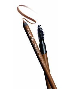Master Shape Brow Liner Soft Brown -kulmakynä