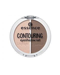 Essence contouring eyeshadow set 02