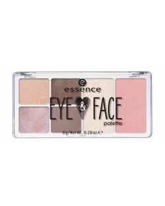 Essence eye & face palette 01