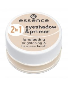 Essence 2in1 eyeshadow & primer 01