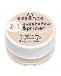 Essence 2in1 eyeshadow & primer 01