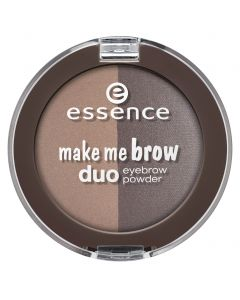Essence make me brow duo eyebrow powder 02