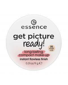 Essence get picture ready! Long-lasting compact make-up 20