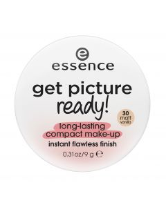 Essence get picture ready! Long-lasting compact make-up 30