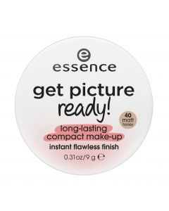 Essence get picture ready! Long-lasting compact make-up 40