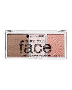Essence shape your face contouring palette 10