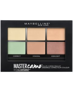 Face Studio Master Camo Light -peitevoidepaletti