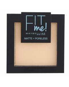 Fit Me Matte+Poreless 105 Natural Ivory -puuteri