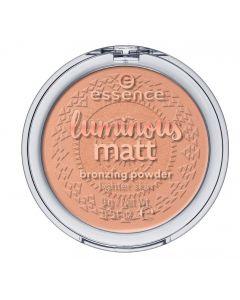 Essence luminous matt bronzing powder 01