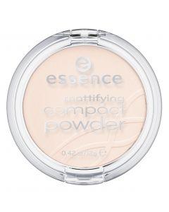 Essence mattifying compact powder 11
