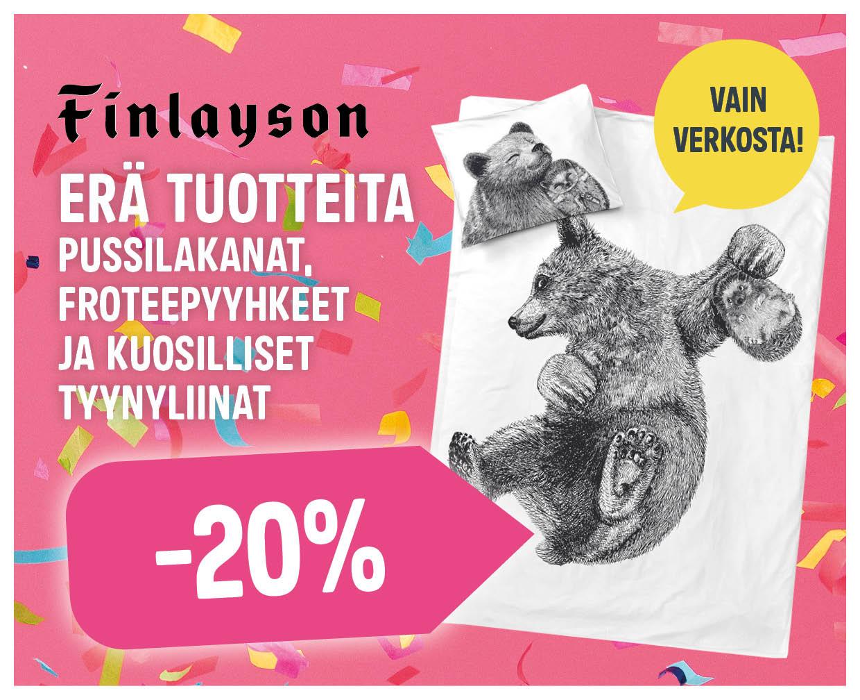 Boksi2 synttärit Finlayson