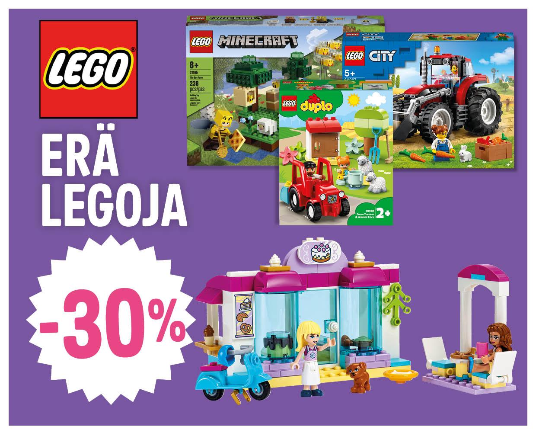 Boksi3 Erä legoja -30%