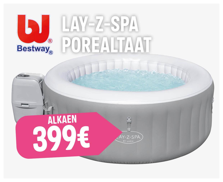 Boksi4 - lay-z-spa