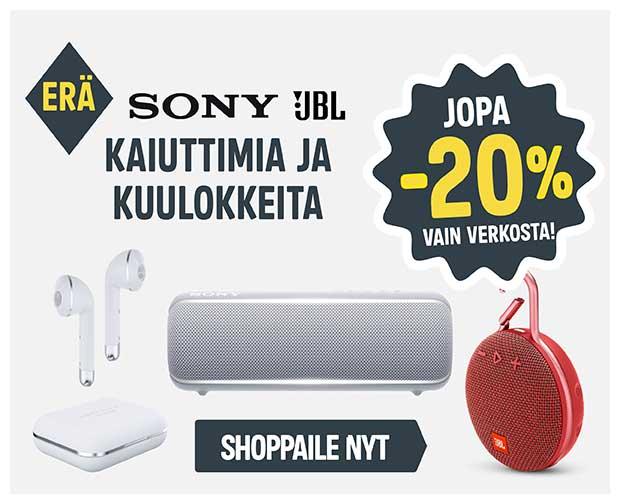 boksi2 - Sony - JBL