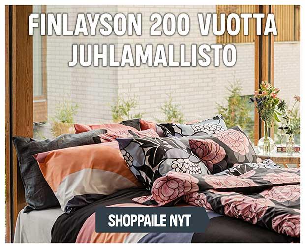 Finlayson 200 vuotta