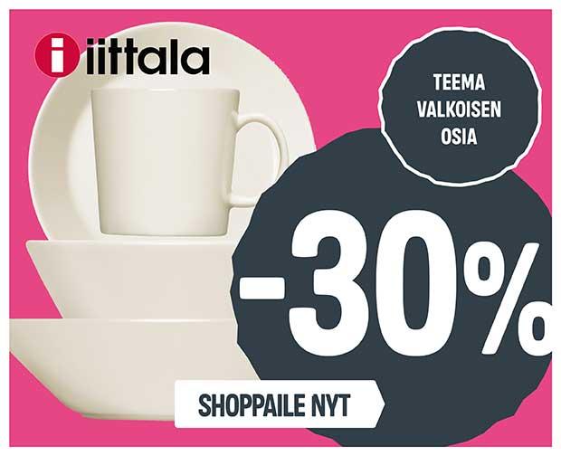 Fiilisbanneri - Teema -30%