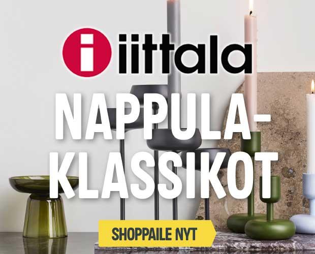 Fiilisbanneri - Iittala Nappula