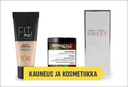 Hyvinvointi - Kauneus ja kosmetiikka