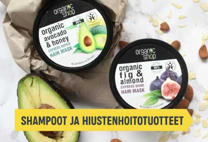 Organic Shop - Shampoot