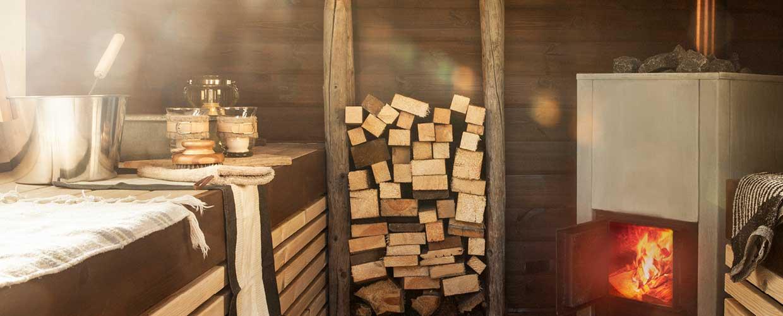 Koti/Sauna