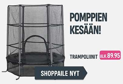 Sekundäärinosto 5 - trampoliinit