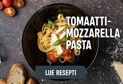 Sekundäärinosto 5 - pasta